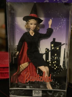 Bewitched Barbie- collectors edition for Sale in Albuquerque, NM