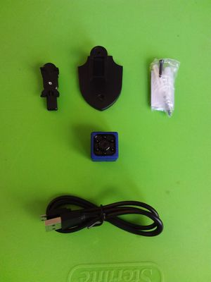 Clothing / Wall Mouted Discreet Night Vision Enabled Security Camera for Sale in Decatur, IN