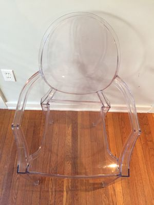 Vanity Makeup Clear Chair for Sale in Pomona, CA