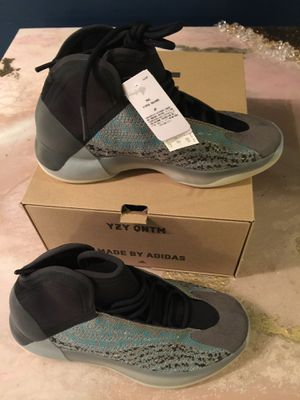adidas Yeezy QNTM Teal Blue U.S. Men's Size: 7.5 | Condition: New | 100% Authentic #yeezy #supreme #nike #jordan #bape #adidas #sneakerhead #sneake for Sale in Los Angeles, CA