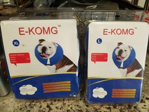 Inflatable dog collar for Sale in Buena Park, CA