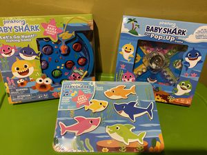 Baby Shark Bundle for Sale in Philadelphia, PA
