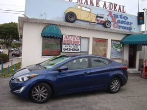 2016 Hyundai Elantra for Sale in Ventura, CA