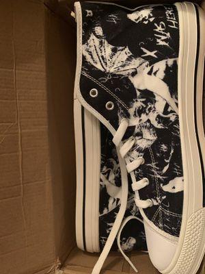 XXXTentacion Custom Canvas Shoe Size 12 for Sale in Kissimmee, FL