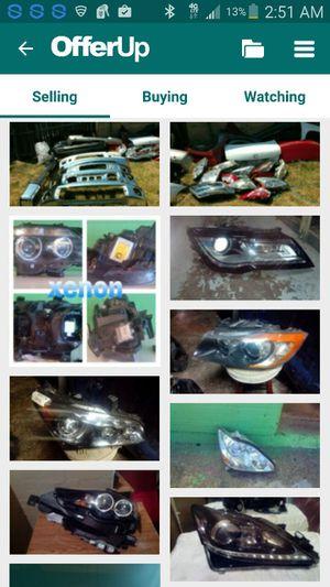 Auto body parts call (contact info hidden) for Sale in Dallas, TX