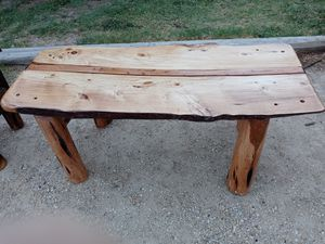 Custom Live edge coffee table for Sale in San Angelo, TX