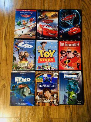 Disney Pixar DVDs for Sale in Joliet, IL