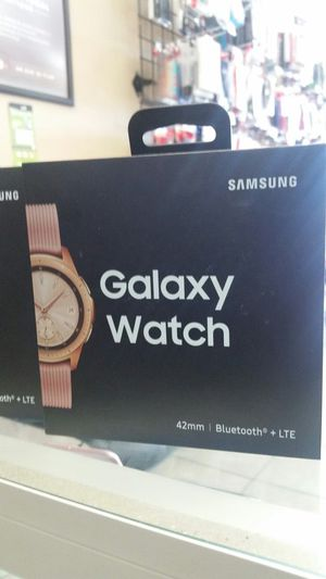 GALAXY WATCH UNLOCKED OR PAY 16$ DOWN NO CREDIT NEEDED for Sale in Houston, TX