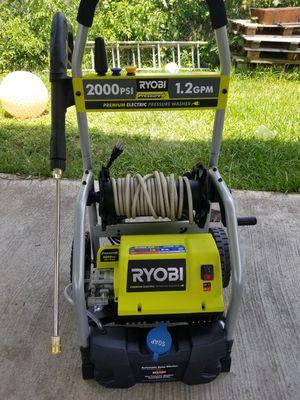 RYOBI PRESSURE WASHER for Sale in Houston, TX