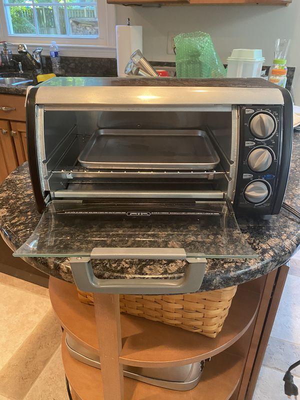 Black & Decker Toaster Oven