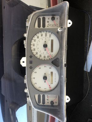 AE110 corolla gauge cluster for Sale in Fort Lauderdale, FL