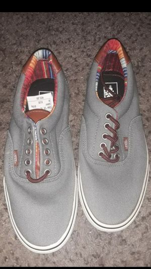 NEW Mens Classic Vans skateboard shoes skate Size 8 MEN - WOMEN 9.5 Only $25 FIRM for Sale in Scottsdale, AZ