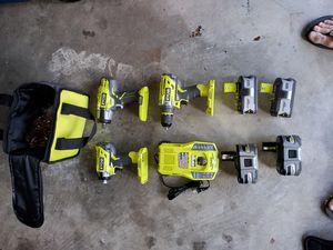 Ryobi power tools for Sale in Boynton Beach, FL
