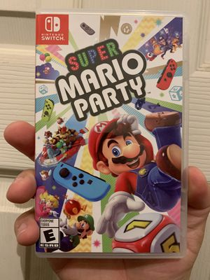 Nintendo Switch Super Mario Party for Sale in Los Angeles, CA