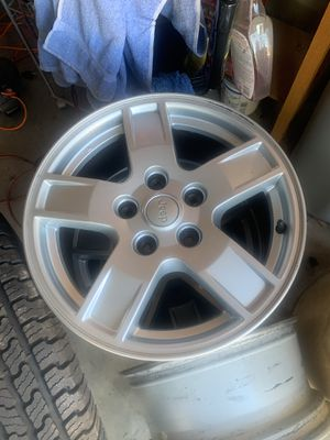 Jeep Wheels 17' for Sale in Phoenix, AZ