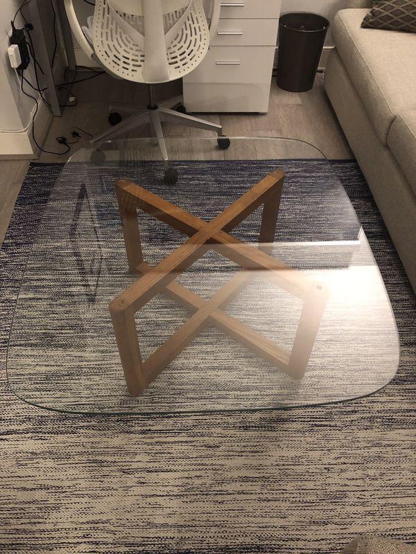 Vintage Danish modern teak table