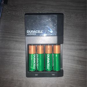 Duracell AA Rechargeable Battery's for Sale in Miami, FL