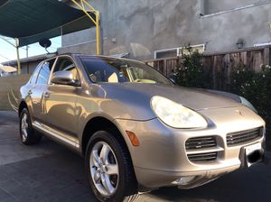 2005 Porsche Cayenne - Title in Hand Smog Ready Registered until April 2020 for Sale in Redwood City, CA