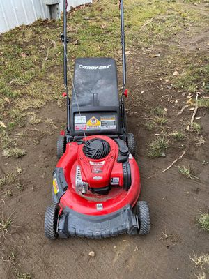 Troy Bilt mower good condition for Sale in Richland, WA