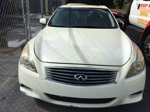Infinity g37s coupe for Sale in Tampa, FL