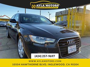 2012 Audi A6 for Sale in Inglewood, CA