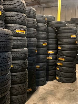 NEW SET OF TIRES ALL 4 TIRES NEW for Sale in Phoenix, AZ