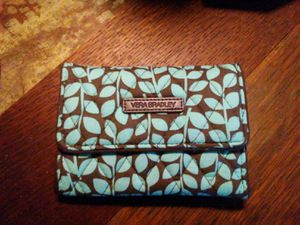 Vera Bradley Wallet for Sale in Three Rivers, MI