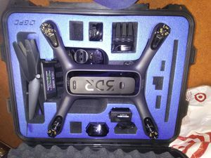 3dr Solo w/ Gopro Hero 3, and Gimbal. Plus Case and Extra Battery for Sale in San Jose, CA