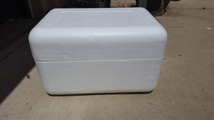 STYROFOAM DRY ICE ICE CHEST for Sale in Escondido, CA