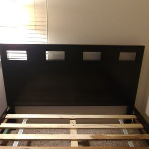 Queen Size Bed Frame for Sale in Dublin, CA
