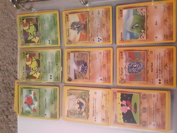 Neo Discovery Pokemon Cards