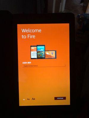 Kindle FireHD8 7th Gen for Sale in Clovis, CA