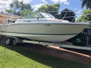 1989 boat for sale . 24 bayliner make an offer for Sale in Hollywood, FL