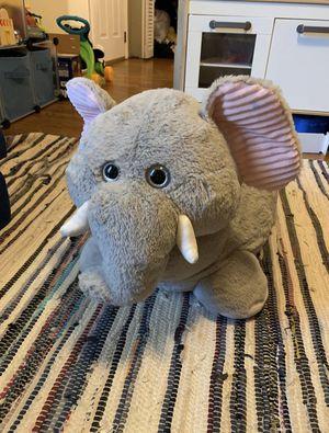 Kids Plush elephant chair for Sale in Alexandria, VA