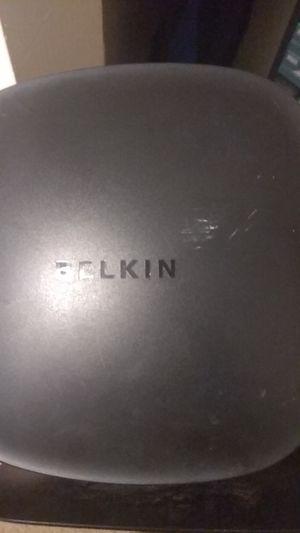 Belkin router for Sale in Jacksonville, FL