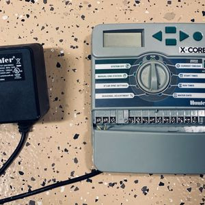 Hunter Sprinkler XC600i X-Core 6-Station Indoor Controller Timer 6 Zone for Sale in San Antonio, TX