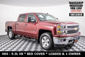 2014 Chevrolet Silverado 1500 for Sale in Sumner, WA
