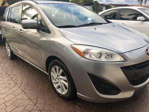 2012 Mazda 5 mini van minivan mazda5 for Sale in Miami, FL