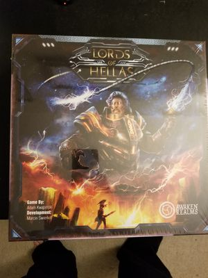 Lords of Hellas for Sale in Charlotte, NC