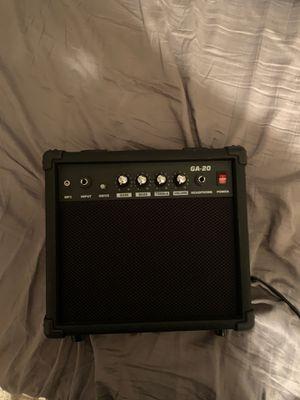 GA-20 amplifier for Sale in Victoria, TX