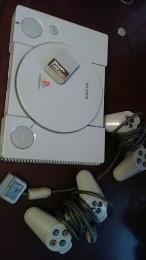 Sony PlayStation has everything and works like new Best offfer for Sale in Valley View, OH