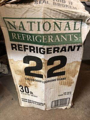 R-22 Freon for Sale in Lockport, NY