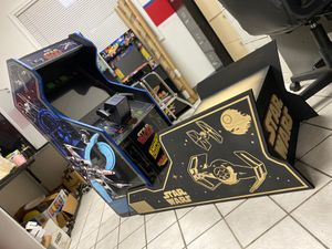 Star wars Bench (arcade 1 up) custom made for Sale in Dallas, TX