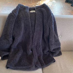 Victoria Secret Sherpa Jacket/Cardigan for Sale in Tarpon Springs, FL