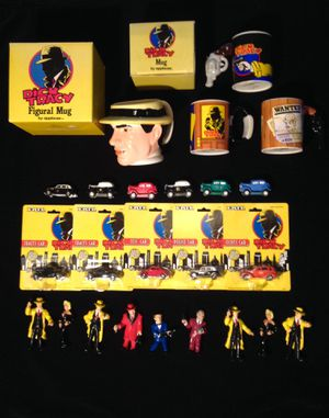 WALT DISNEY'S DICK TRACY COLLECTABLE LOT for Sale in Las Vegas, NV