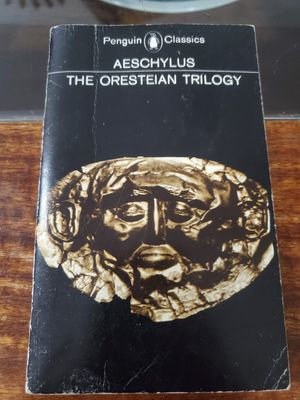 Aeschylus. The Oresteian Trilogy for Sale in Pasadena, CA