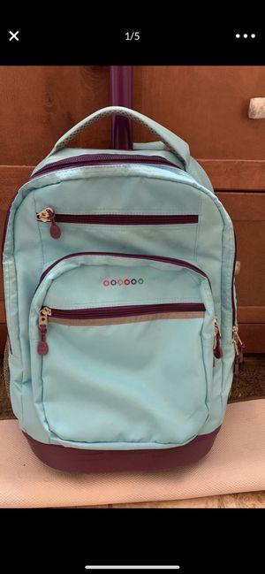 Jworld rolling school bag back pack for Sale in Philadelphia, PA