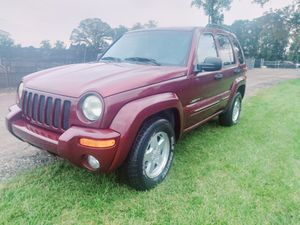 2003 jeep liberty 140k 4x4 for Sale in Burtonsville, MD