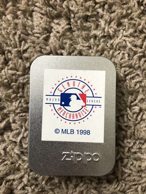 Cardinals Zippo for Sale in Clinton Township, MI