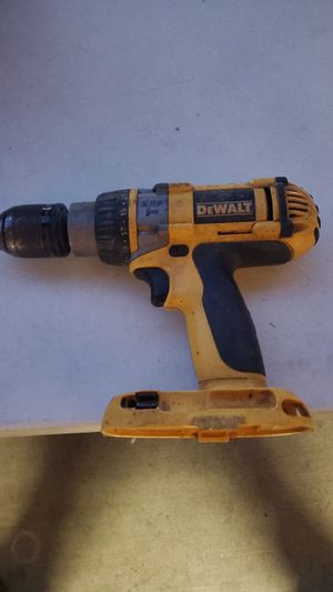 Dewalt 18v hammer drill for Sale in Modesto, CA